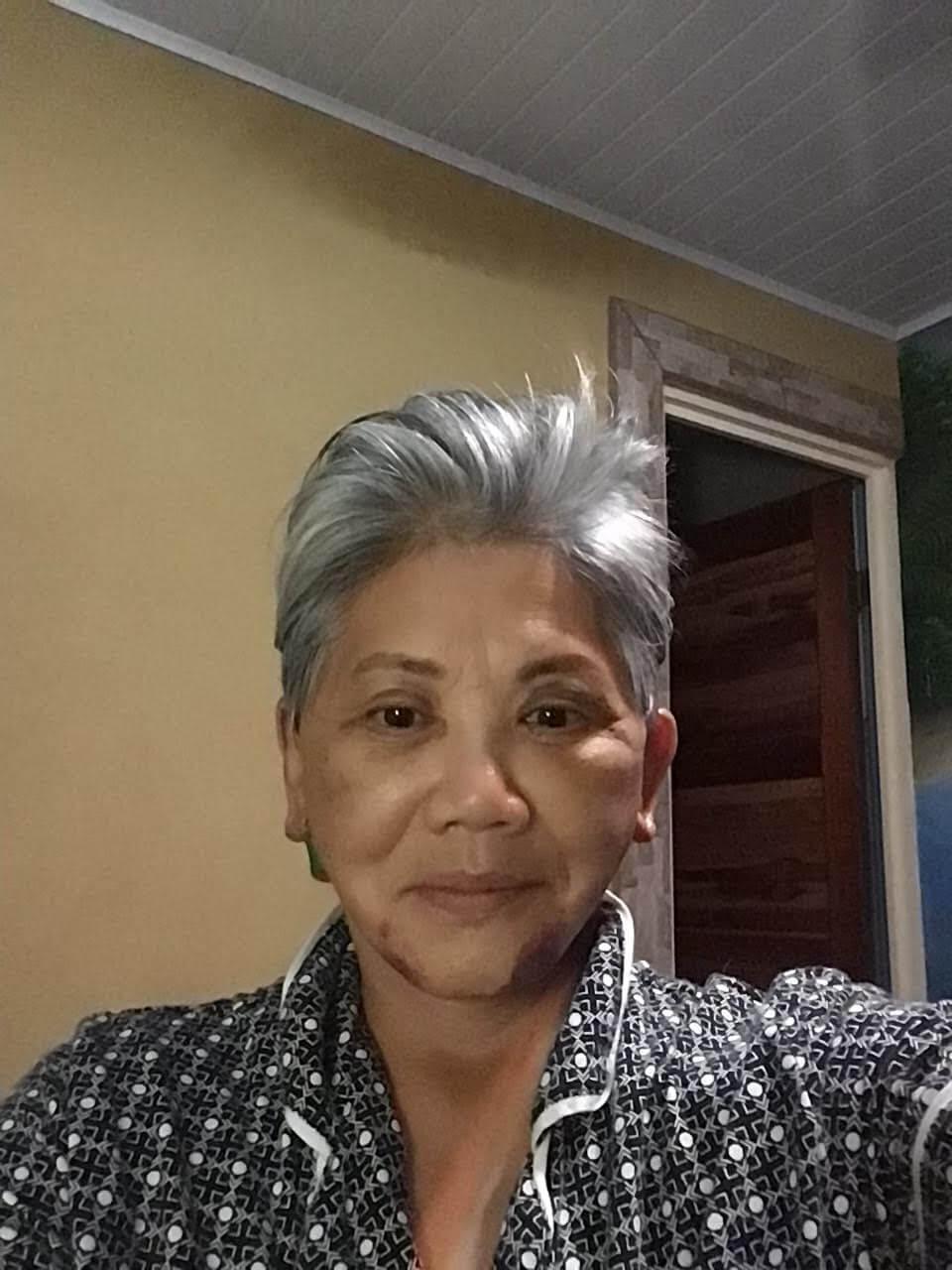 Linda before surgery